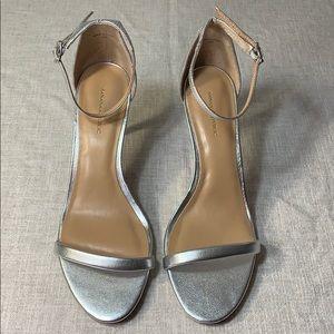Banana Republic Bare high heel sandals